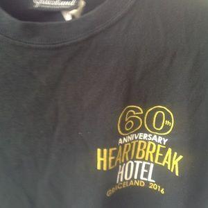 elvis Shirts - Mens vintage Elvis Graceland shirt.